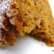 Carrot Cake with Ginger & Poppy Seeds