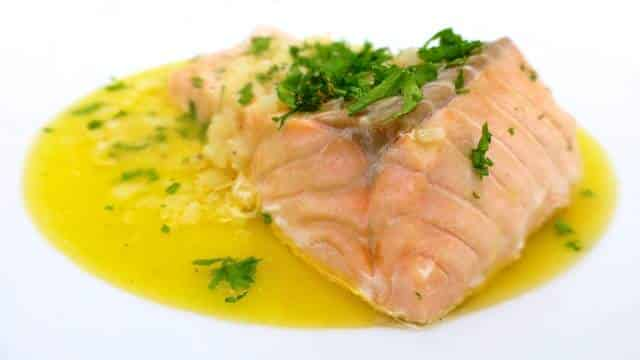 Beurre Blanc Sauce beurre blanc recipe for salmon | simple. tasty. good.