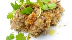 Here's an interesting recipe straight from the mediterranean! Best ever recipe for bigilla or Maltese broad bean dip for crackers!