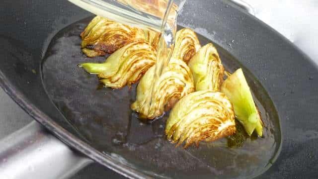 Braised Fennel: crunchy fennel slices braised briefly in white wine ...