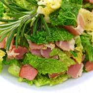 Cabbage And Bacon Side Dish
