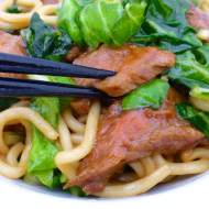 Fried Beef Noodles