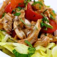 Chicken Fajita Salad Recipe
