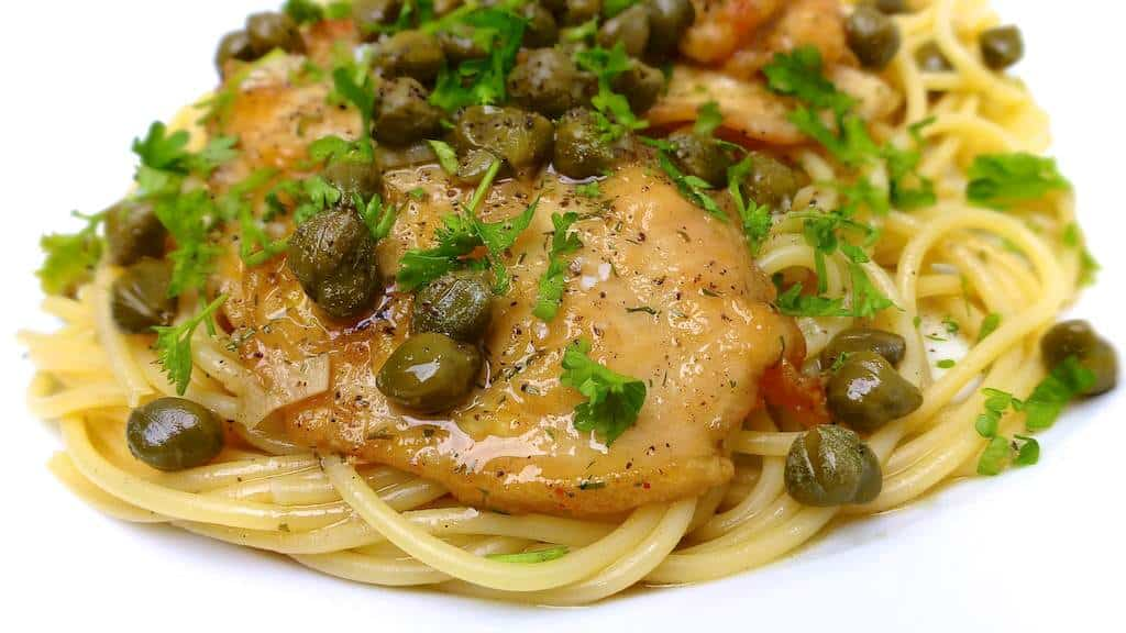 Chicken Piccata Recipe With Capers Simple Tasty Good