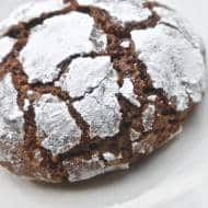 Chocolate Crackle Cookies Recipe