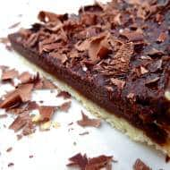 Chocolate Tart Recipe (Tarte au Chocolat)
