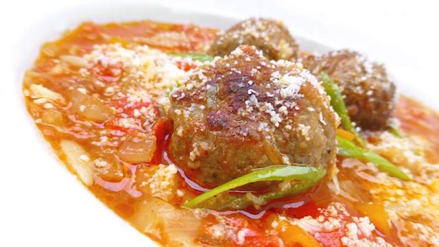 Italian Meatball Soup | Simple. Tasty. Good.