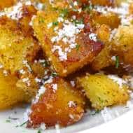 Parmesan Potatoes in the Oven