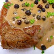 Pepper Sauce Recipe for Juicy Steaks