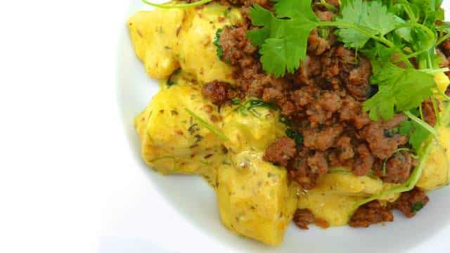 Lamb mince and potato recipes