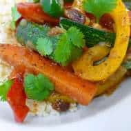 Vegetable Couscous Recipe
