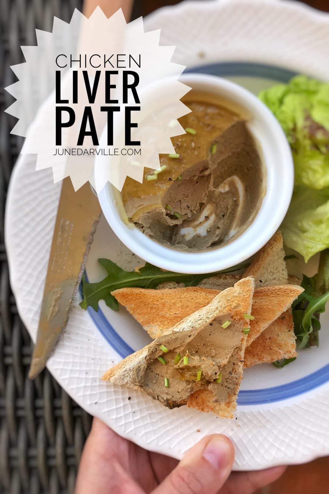 Chicken liver pate homemade simple tasty good heres a super creamy homemade chicken liver pate with butter and juniper berries also check forumfinder Gallery