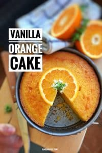 Watch my video of how I'm preparing a superb vanilla and orange cake recipe in my fabulous KitchenAid Stand Mixer Mini! Yum!
