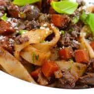 Liver Sauce Ragu Recipe For Pasta