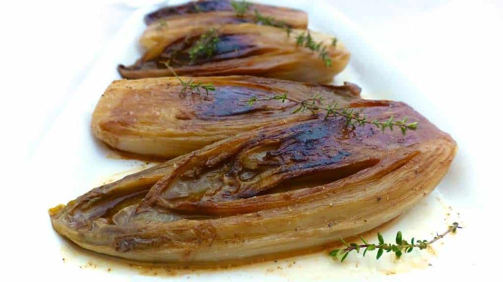Braised Endives, a Belgian classic! | Simple. Tasty. Good.