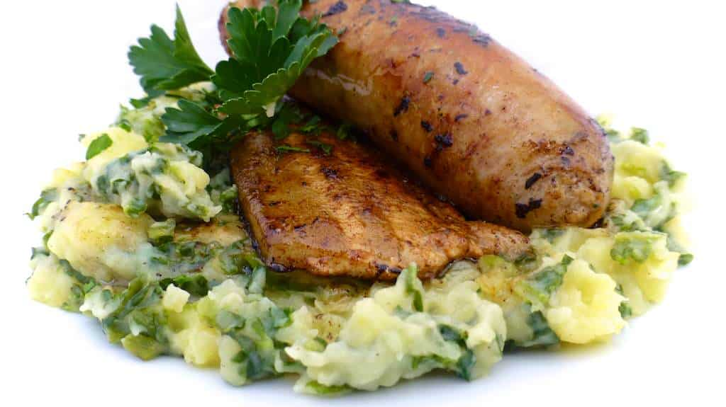 Stoemp Flemish Savoy Cabbage Mash Simple Tasty Good