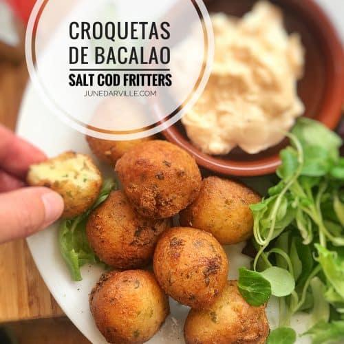 Croquetas de Bacalao Caseras Recipe