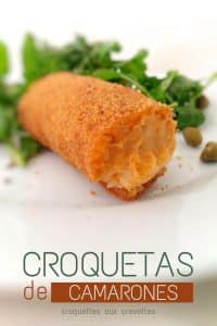 Here are the perfect shrimp croquettes... do try out my creamy croquetas de camarones! These treats are homemade and delicious!