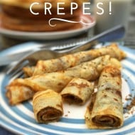 How To Make Crepes: The Simplest Method