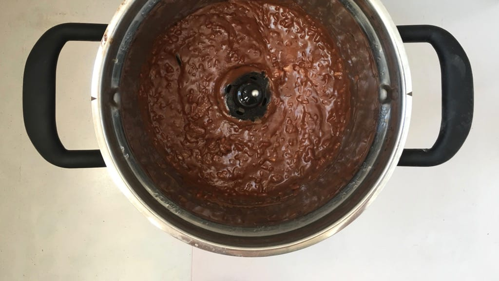 Easy peasy chocolate dessert risotto, a no fuss dessert!