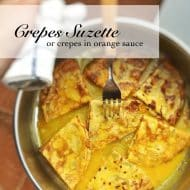 Crepes Suzette Recipe (French)