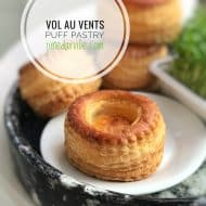 Vol Au Vents Puff Pastry Recipe