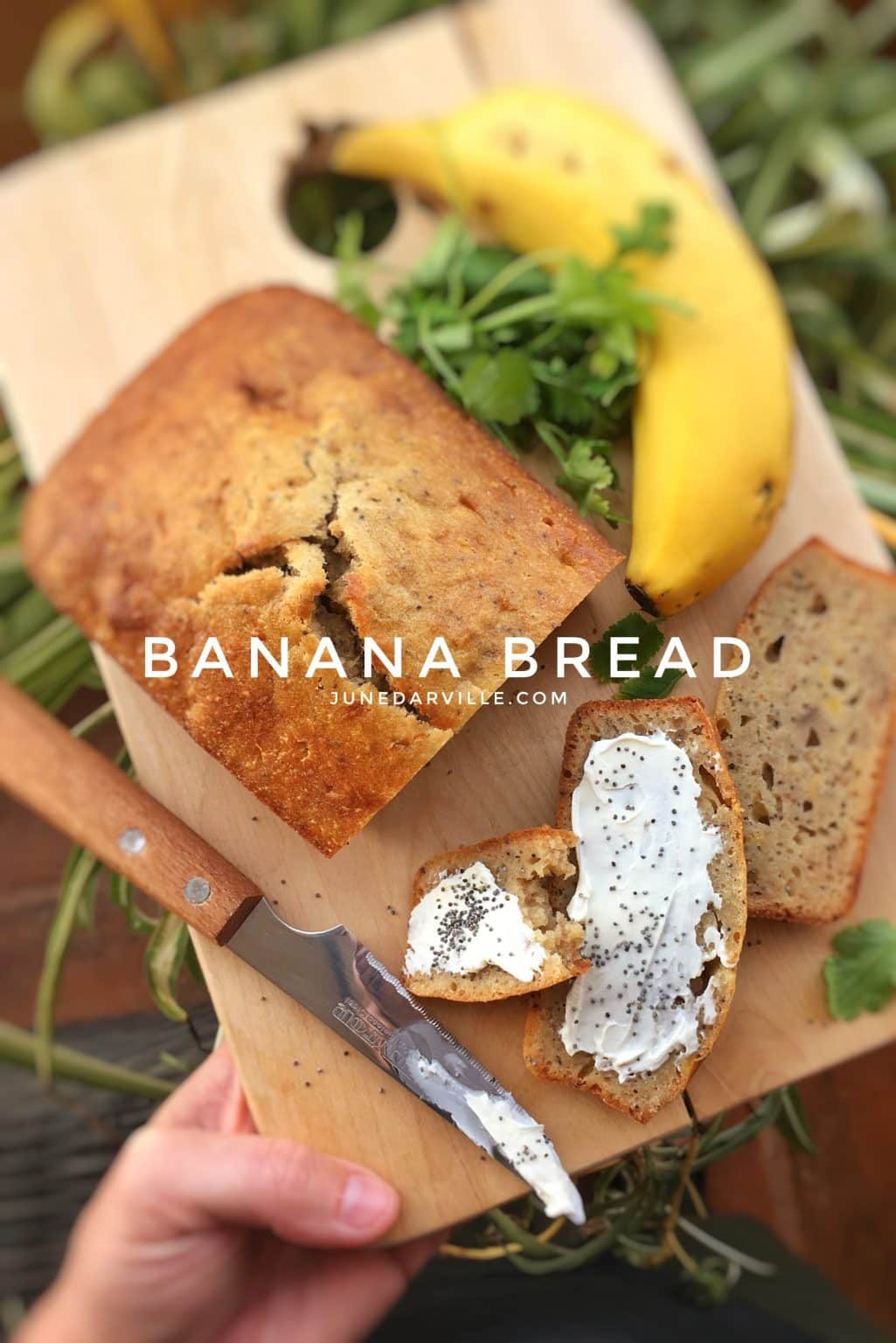 Banana Bread Recipe from Scratch