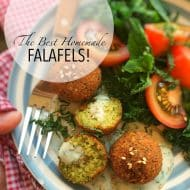 Homemade Falafel Recipe (Best Falafels Ever!)