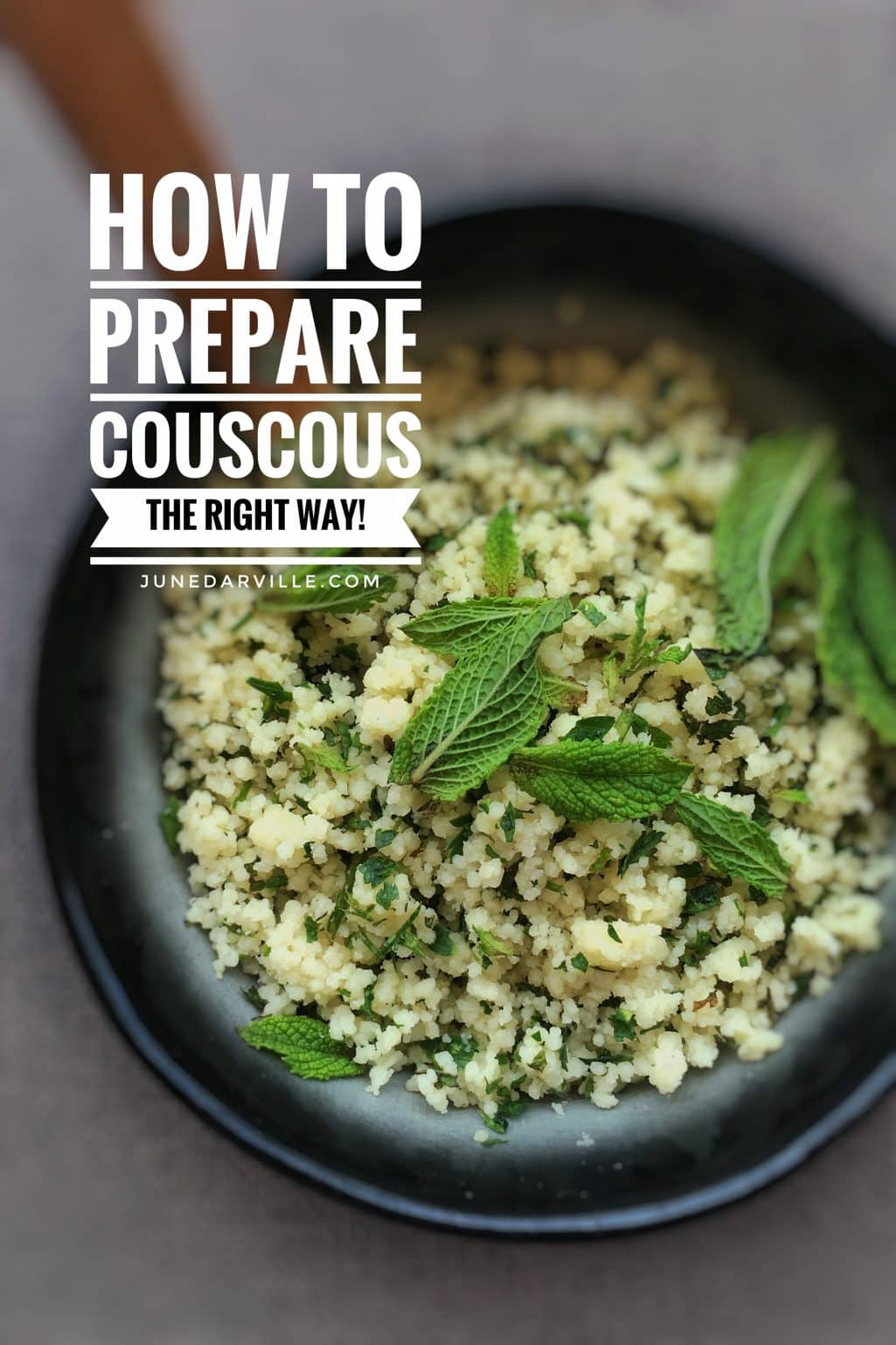 how to cook couscous the right way simple tasty good