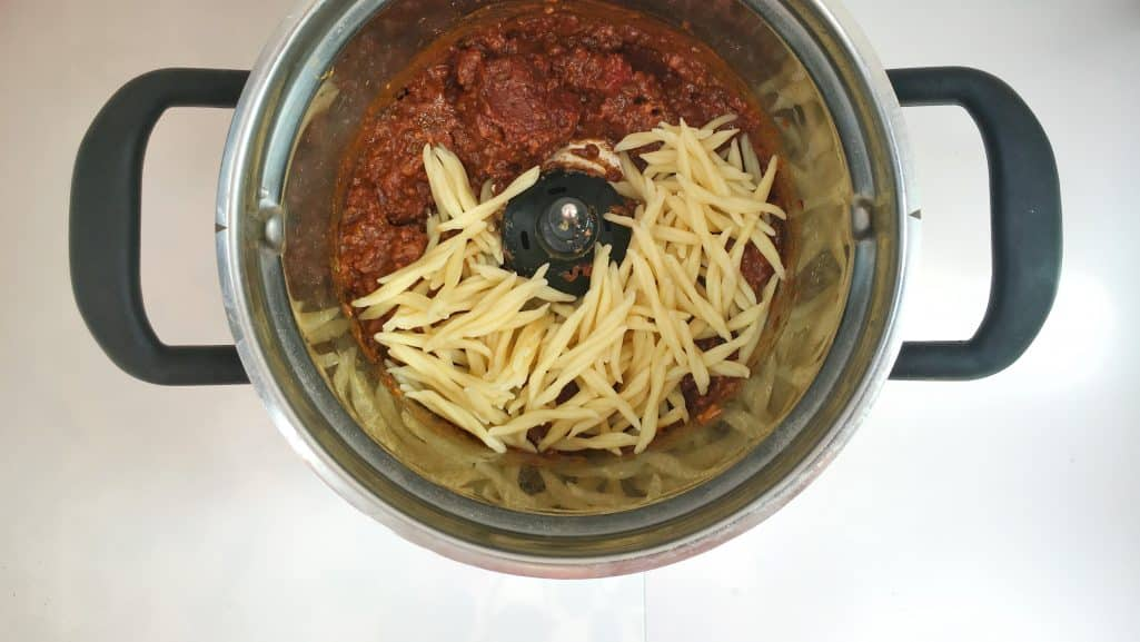 Pasta Sauce with Italian Sausage | Simple. Tasty. Good.
