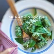 Spinach Gnocchi Recipe from Scratch