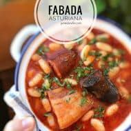 Fabada Asturiana Bean Stew Recipe