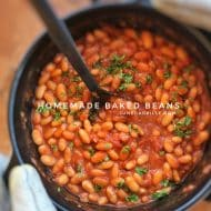 Baked Beans Recipe in the Oven
