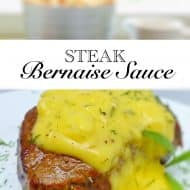Bernaise Sauce Recipe (Classic Bearnaise Recipe)