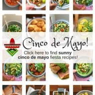 Cinco de Mayo Mexican Fiesta Recipes!
