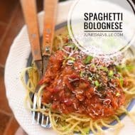 Spaghetti Sauce: Homemade & Best Ever!
