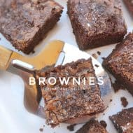 Brownies Recipe (Best Brownies Ever)