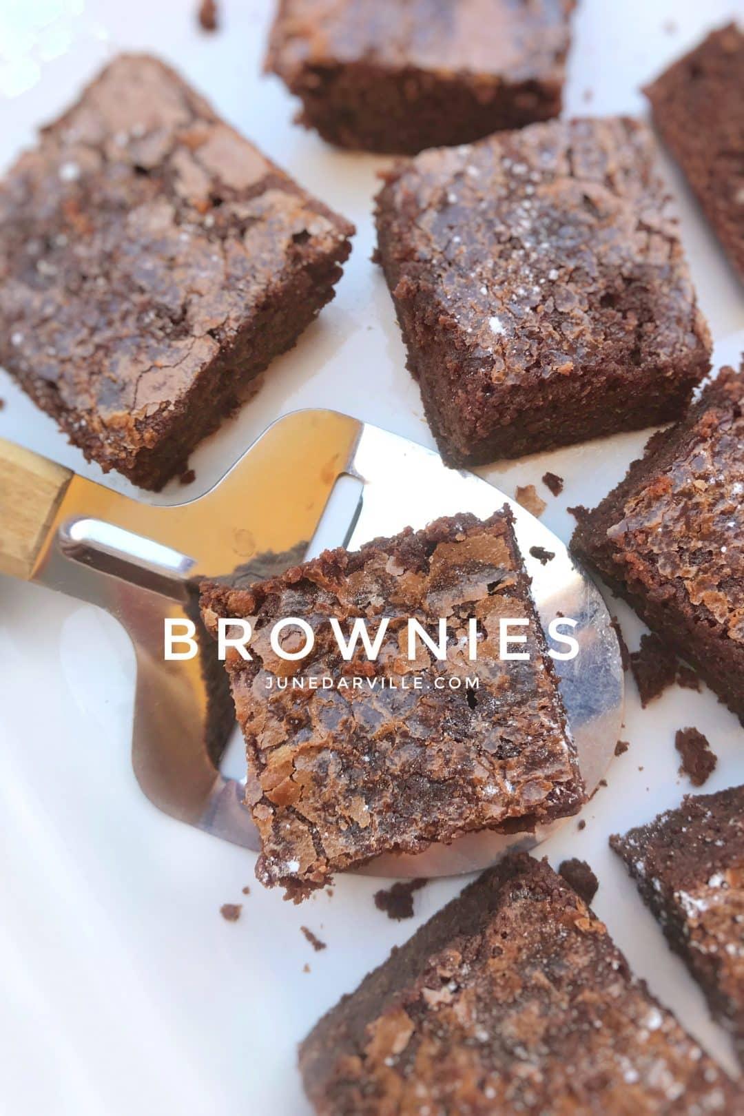 Brownies Recipe (Best Ever)