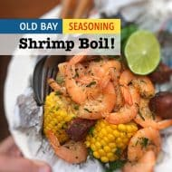 Shrimp Boil Recipe with Old Bay Seasoning