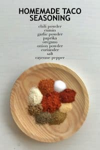 Now I know how to make homemade taco seasoning myself I'll never buy the supermarket packets anymore from now on... Make your own in just a couple of minutes!