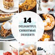 14 (Delightful) Christmas Desserts