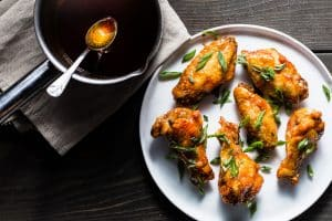 Are you looking for delicious and healthy air fryer recipes? Then you surely want to check out my collection of perfect air fryer meal ideas!