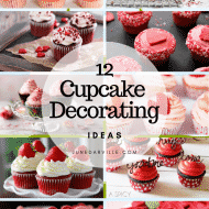 12 (Yummy) Valentine Cupcakes Decorating Ideas