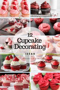 12 (Yummy) Valentine Cupcakes Decorating Ideas | Simple ...