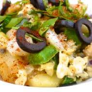Bacalhau a Bras from Portugal