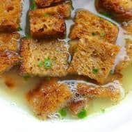 German Bread Soup Recipe