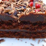 Chocolate Ganache Cake Recipe