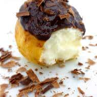 Cream Puff Recipe (French Profiteroles)