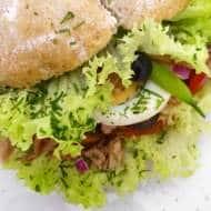 Pan Bagnat (French Sandwich)
