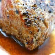 Steak Au Poivre (Pepper Steak Recipe)